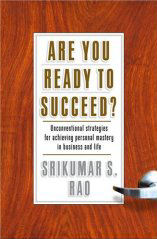 Cover pic of Are You Ready to Succeed