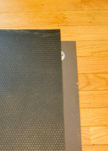 Photo: two yoga mats